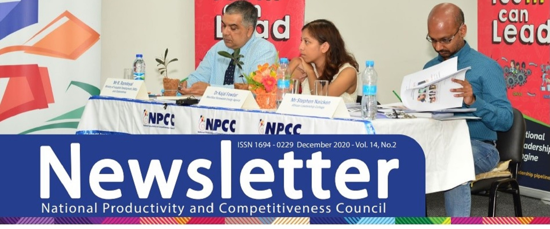 Check out the latest NPCC newsletter